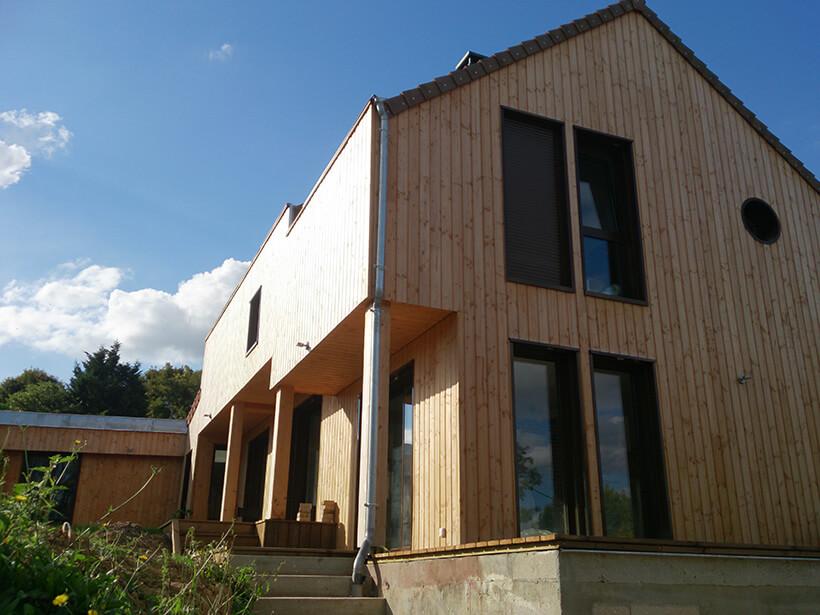 Pourquoi choisir la maison kit ossature bois ?