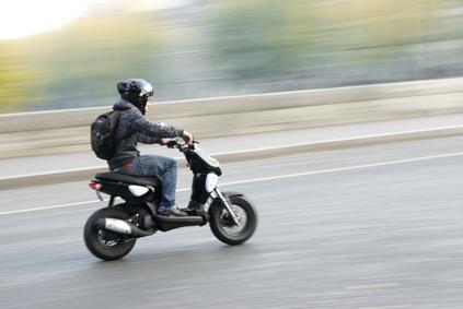 La moto, une vie à 100/h.